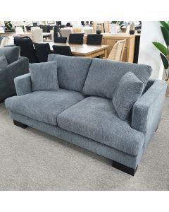 """""""Hamilton"""" Superior Comfort 2 Seater Fabric Lounge, 4 Colours. In Stock, Ready for Delivery + 7 Day Satisfaction Guarantee"""
