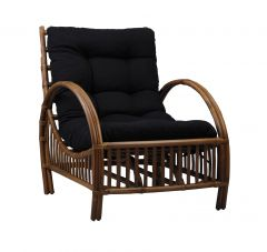 """Hampton"" Lounge Chair in Teak"