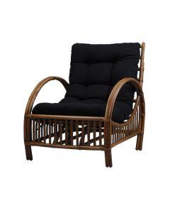 """""""Hampton"""" Lounge Chair in Teak"""