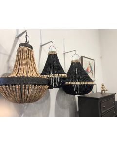 FLOORSTOCK CLEARANCE Hamptons Style Beaded Chandeliers MAKE AN OFFER!!!!