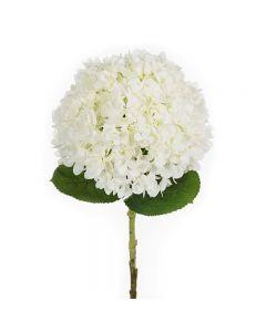 Hampton Style Hydrangea White Colour 78x28cm