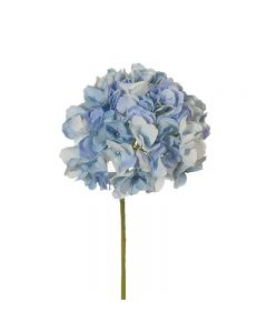 Hampton Style Hydrangea without Leaf Light Blue Colour 46cm