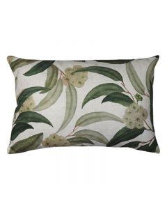 Healesville Hampton Style Green Cushion 40X60cm