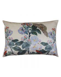 20W148 Tivoli Hampton Style Velvet Cushion 40X60cm