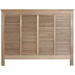 """""""Alton"""" Bedhead in Elm - Available in Queen or King Size"""