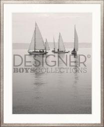 """Tranquil Bay I"" Designer Boy Arkwork - Available in 3 Sizes"