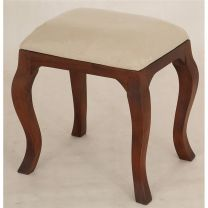 """Maison"" Mahogany 45cm High Solid Mahogany Timber"