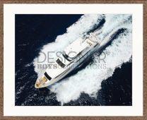 """Marina Bay VII"" Designer Boy Arkwork - Available in 3 Sizes"