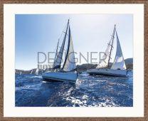 """Marina Bay XII"" Designer Boy Arkwork - Available in 3 Sizes"